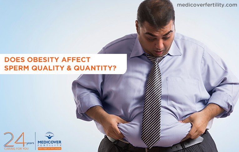 Does Obesity Affect Sperm Quality And Quantity?
