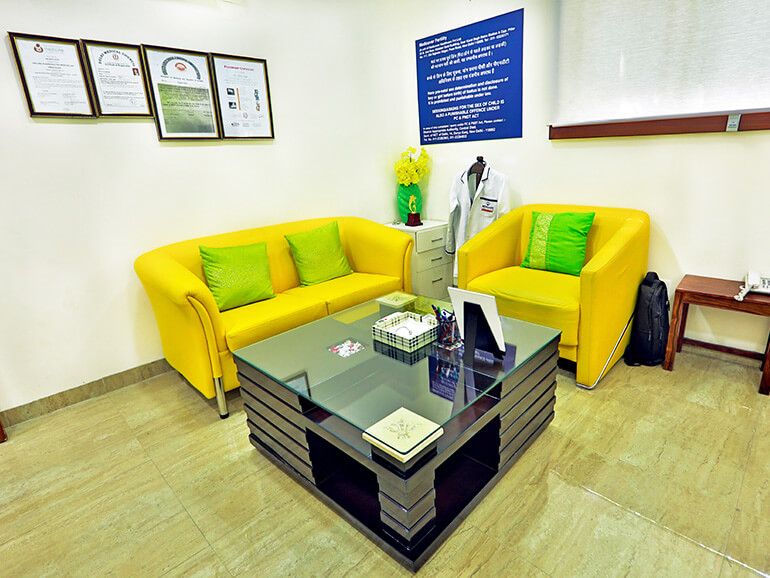 Best IVF Centre in Pusa Road